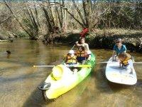 Canoe a Magescq
