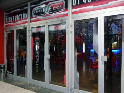 Laser Game Evolution Charenton Laser Tag