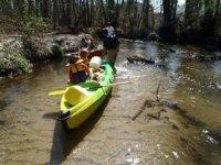 Kayak a Magescq