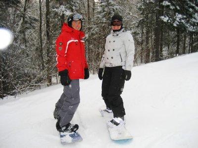 ESF Autrans Snowboard