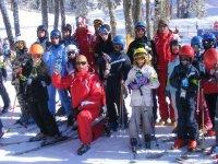 Souvenirs vacances au ski