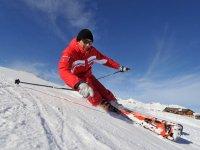Ski avec l ESF