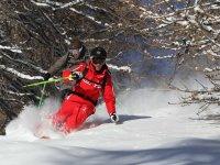 Ski hors piste 7 Laux