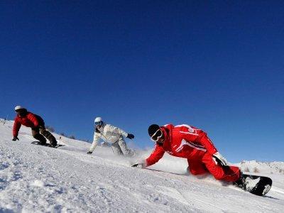 ESF Des 7 Laux Snowboard