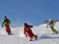 Cours de ski aux 7 Laux