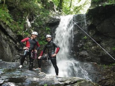 Escalad'Dôme Canyoning