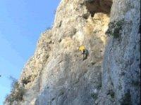 Escalader des grandes voies en Auvergne