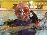 Decouverte de la plongee en piscine avec Bleu Passion