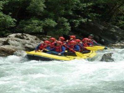 Annouk Montagnes et Rivières Rafting