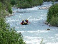 Rafting sur le Haut Verdon