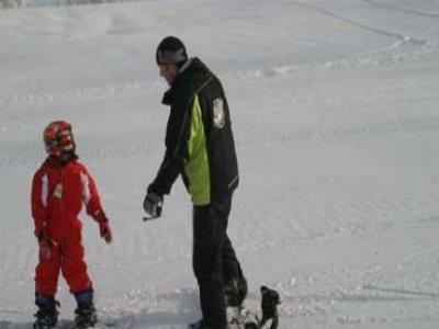 Ecole de Ski 360 Les Gets Snowboard