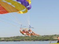 Parachute Ascensionnel a Ramatuelle