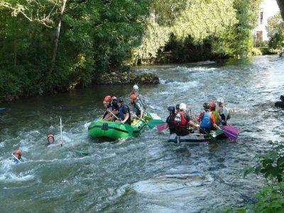 Base Nautique Picquigny Rafting