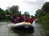 Rafting en picardie