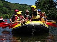 Rafting avec Loisirs 64