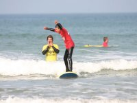 Corus de surf Finistere a Treguennec