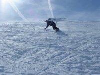 Perfectionner son equilibre en snowboard