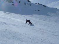 stage de snowboard multiglisse La Plagne