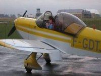 Attention au décollage
