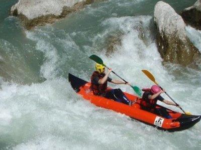 Buena Vista Rafting Canoë