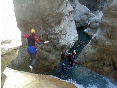 Buena Vista Rafting Canyoning
