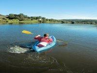 Kayak de mer en Bretagne