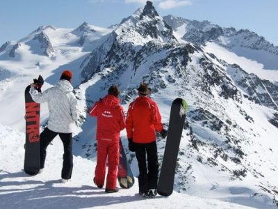 ESF Méribel Snowboard