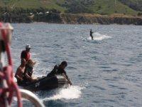 Bateau de securite pour l enseignement du kitesurf