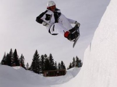 Evolution 2 Avoriaz Snowboard