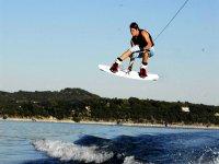 Wakeboard sur St Cyprien