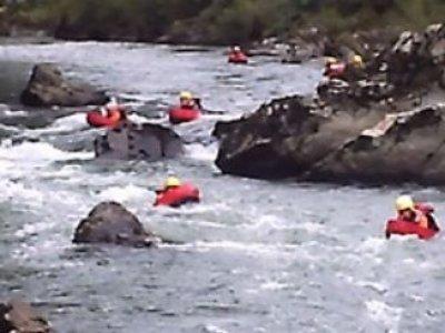 AN Rafting Haute Savoie Hydrospeed