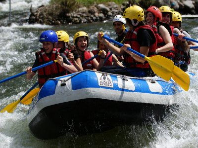Foix Canoe Kayak Eau Vive Rafting
