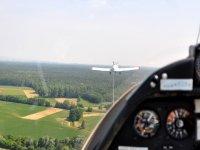 Initiation Pilotage Planeur a Hagueneau