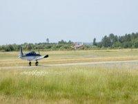 Decollage Avion Aeroclub des Grands Lacs
