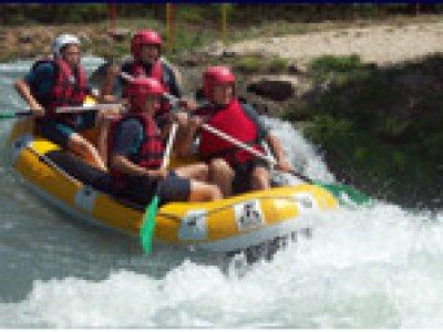 Espace Eau Vive Rafting