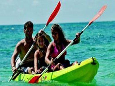Multivoile Kayak