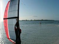 Decollage Kite Surf