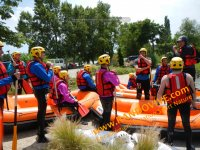 Brieffing Raft avec Randovive