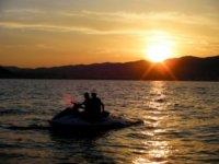 Rando Sunset en Jet Ski vers les îles de lérins !