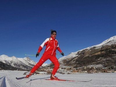 ESF Puy Saint Vincent Ski de Fond