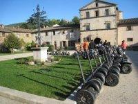 GyroVisite decouverte du patrimoine historique de Plus Beaux Villages de France