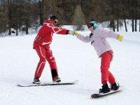 Cours particuliers de ski et snowboard
