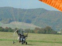 Passer son brevet de pilote de Paramoteur