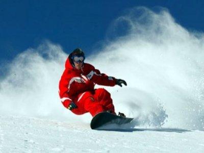 ESF La Colmiane Snowboard