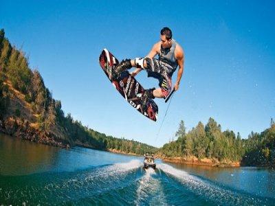 H2air Kite School Wakeboard