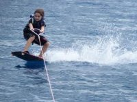 Seance decouverte du wakeboard