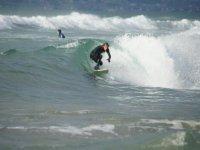 Cours de surf sur Quimper