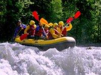 Rando Rafting entre amis