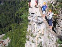 Via Ferrata en Haute Savoie