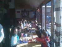Bonne ambiance au club de ski